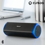 Bluetooth zvočnik CuboQ Power Bank 6000 mAh