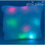 GLOW PILLOW Blazina z LED lučkami