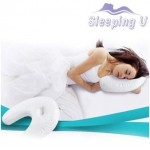 SLEEPING U PILLOW blazina za spanje