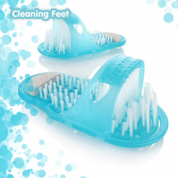 Cleaning Feet