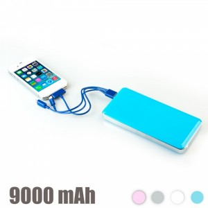 Power Bank 9000 mAh prenosna baterija