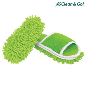 X6 Clean & Go! Mop Slippers